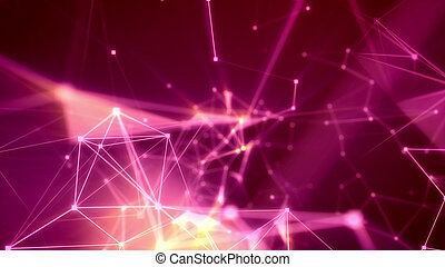 Expedition through the stunning abstract network
