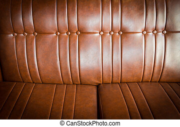 6930f496db1 expensive brown leather texture of sofa closeup shot