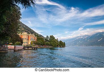 Expensive villa on Lake Garda - The expensive villa on Lake...