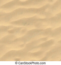experiência., areia, malha, praia