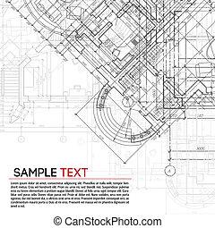 experiência., arquitetônico