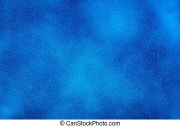 experiência azul, textura