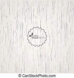 experiência., branca, madeira