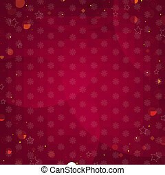 experiência escura, estrelas, vermelho