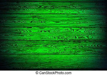 experiência verde, de, placas