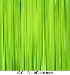experiência verde, quadro, com, realístico, ervas