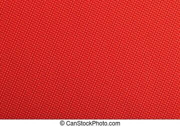 experiência vermelha, textura, tecido