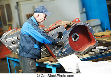 experienced industrial assembler worker - adult experienced ...