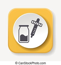 Experimental drugs icon