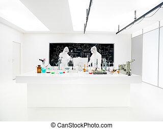 experimental laboratory testing