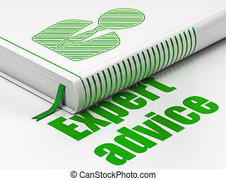 expert, business, conseil, livre, fond, blanc, droit & loi, homme, concept: