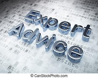expert, conseil, fond, numérique, droit & loi, argent, concept: