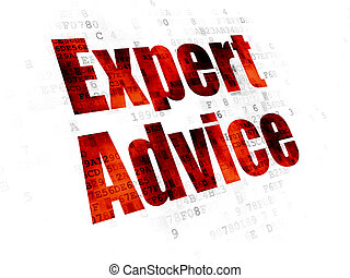 expert, conseil, fond, numérique, droit & loi, concept: