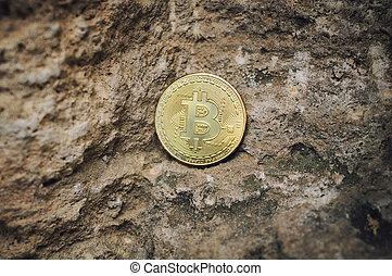 exploitation minière, bitcoin, or