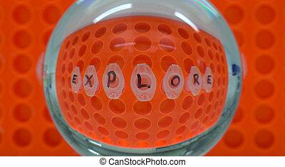 exploratie, zoom