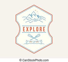 exploration, aventure