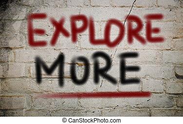 Explore More Concept