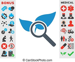 Explore Natural Drugs Icon