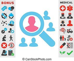 Explore Patients Icon