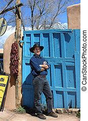 Exploring Taos, New Mexico