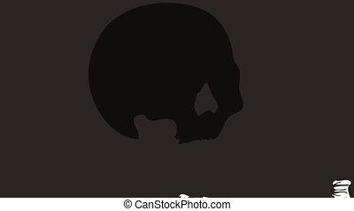 exploser, crâne