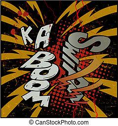 explosion ka-boom