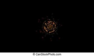 explosion particles, swirl turbine, f