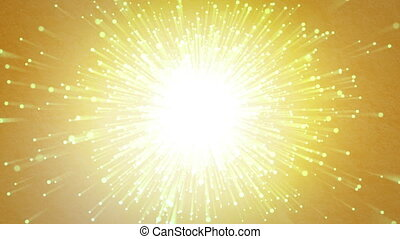 Background for birthday anniversary - Explosion Render, ...
