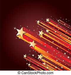 explosion star