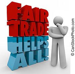export, povolání, krásný, myslitel, obchod, sourcing, plánování, rozmluvy, 3