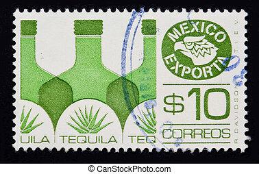 exporta, tequila, mexique