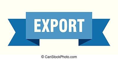 exportera