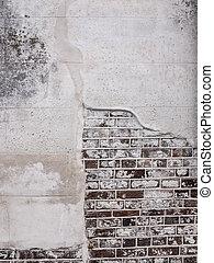 exposed brick background