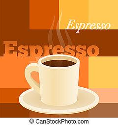 express, tasse