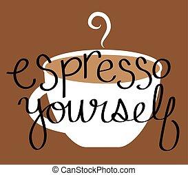 express, vous-même
