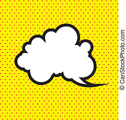 expression icon over yellow background vector illustration