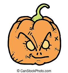 Expression pumpkin