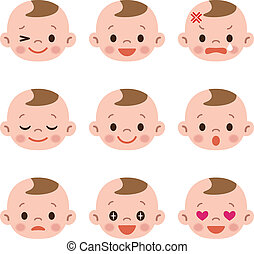 Expression set of baby