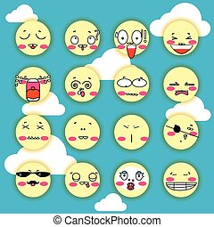 expressions of moon