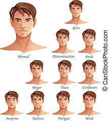 Expressions Set