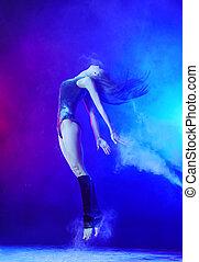 expressive ballet
