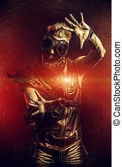 expressive steampunk