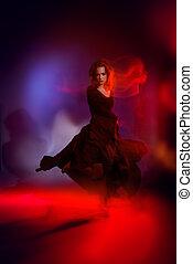 expressive tango