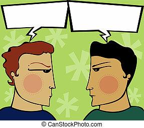 expresso, tensão