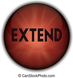 EXTEND red button badge.