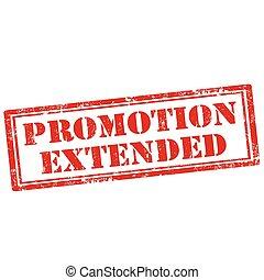 extended-stamp, promoção