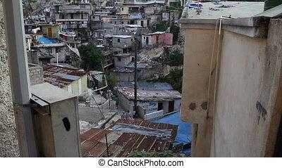 extensive hillside neighborhood for Prince Haiti