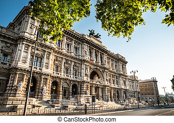 Supreme Court of Cassation, Rome, Italy