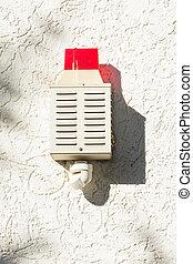 siren - exterior siren