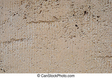 exterior stucco texture on building